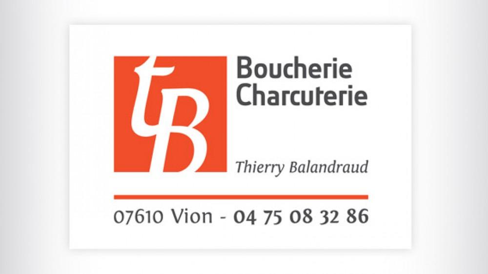 Thierry Balandraud – carte