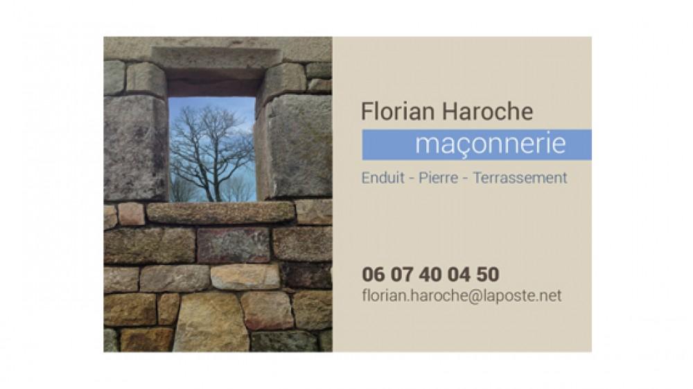 Florian Haroche – carte