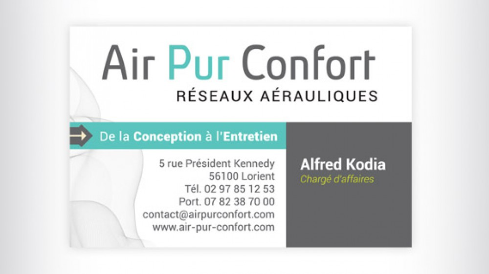 Air Pur  Confort – carte