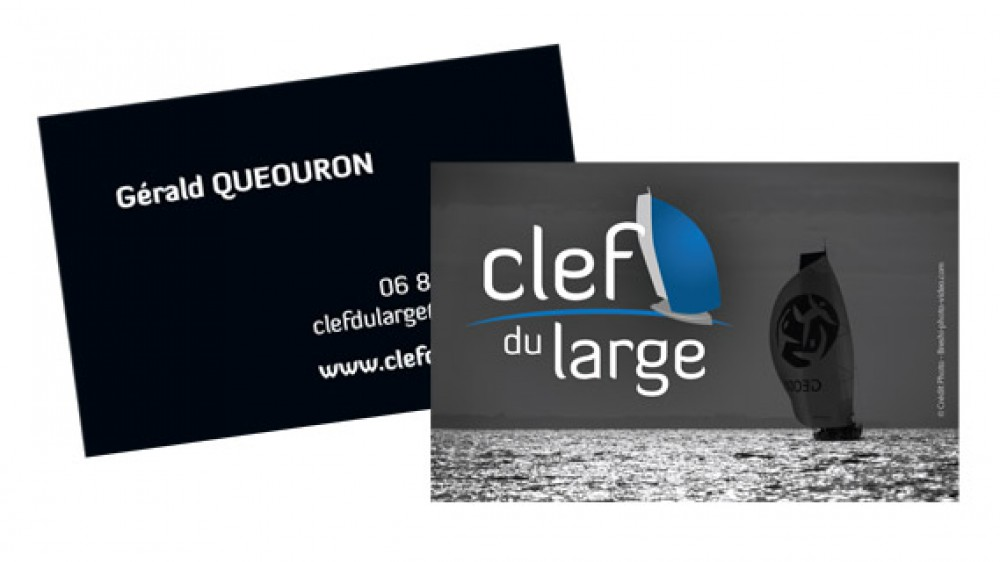 Clef du large – carte