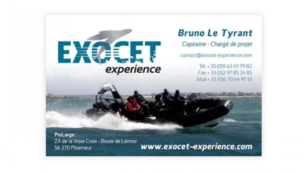 Exocet – carte