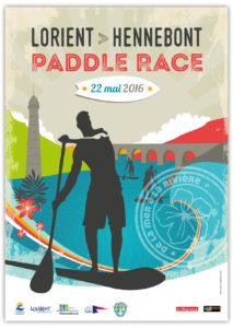 Paddle Race 2016 - affiche A4 - IMP