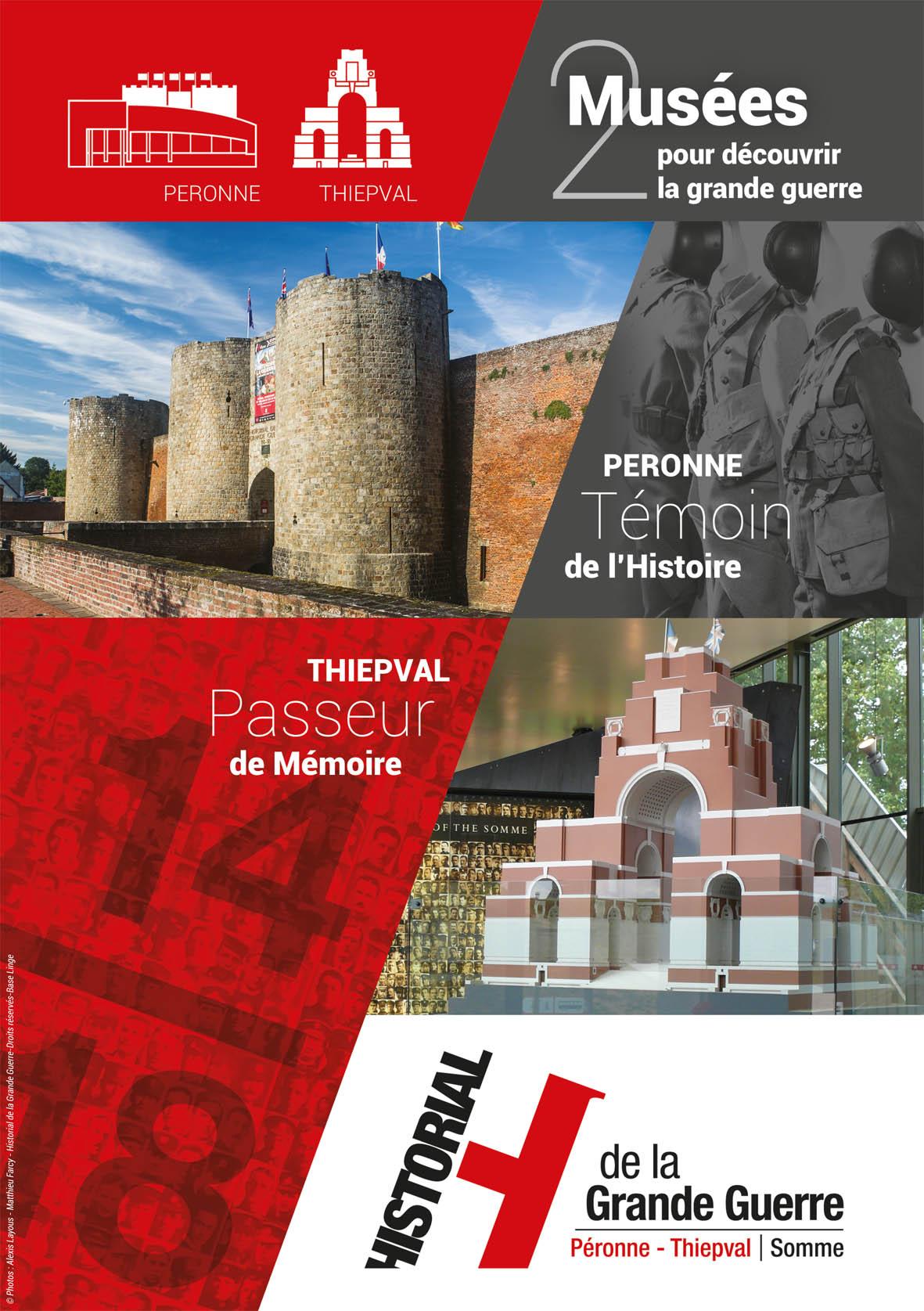 Historial – Musée de la Grande Guerre