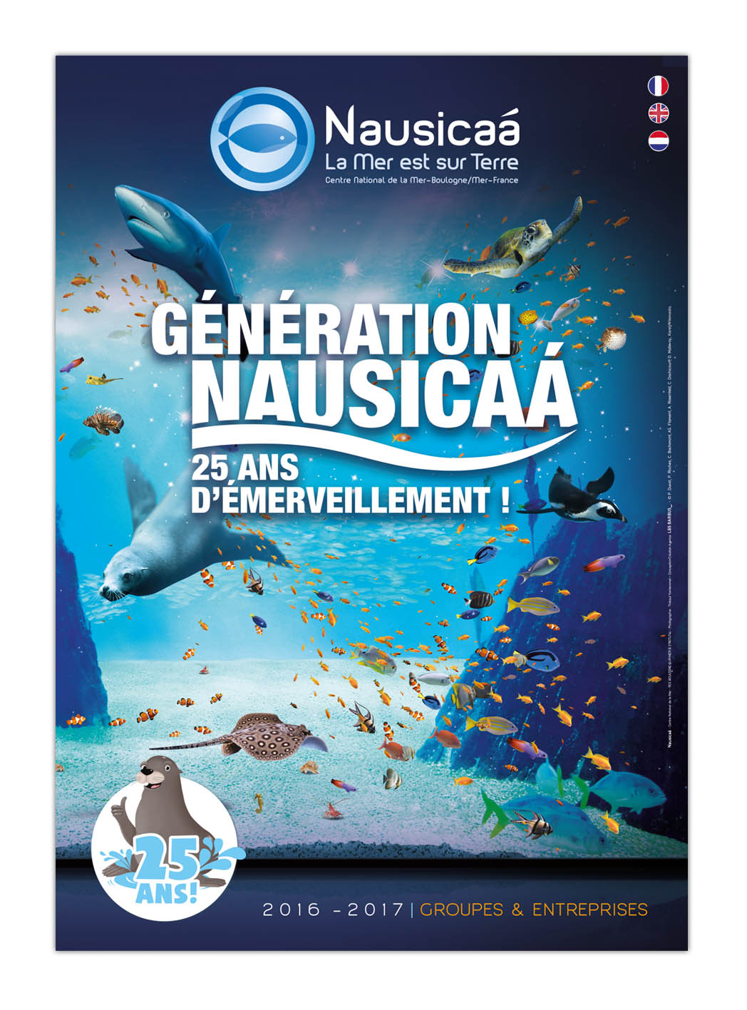 Guide Groupe Nausicaa 2016