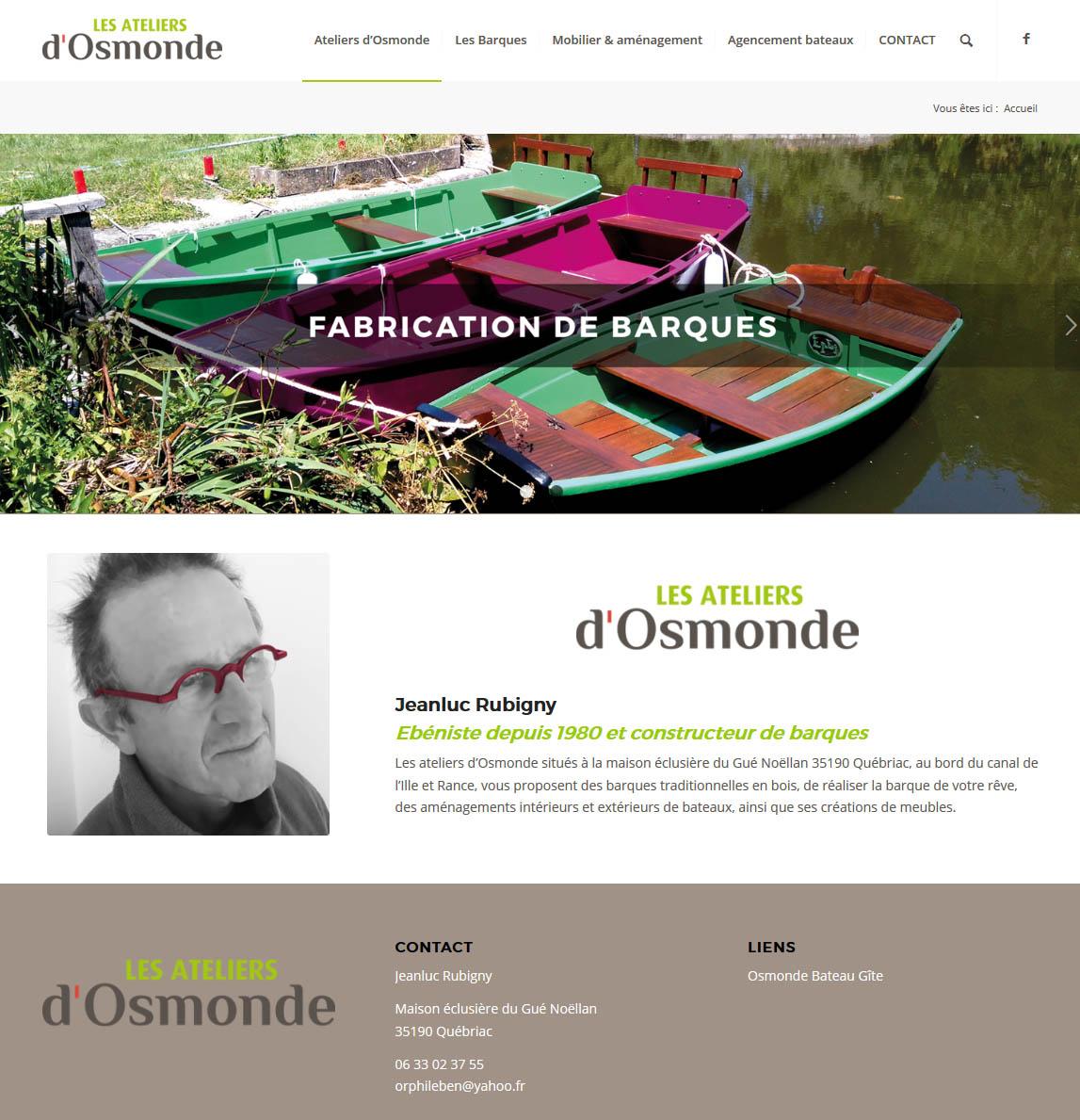 Les Ateliers d'Osmonde