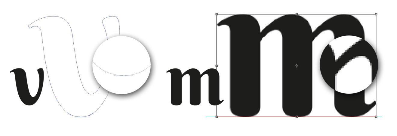 vectoriel matriciel
