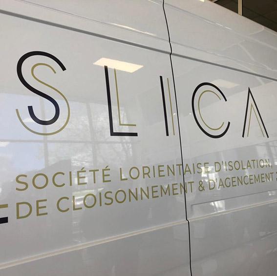 SLICA - véhicule