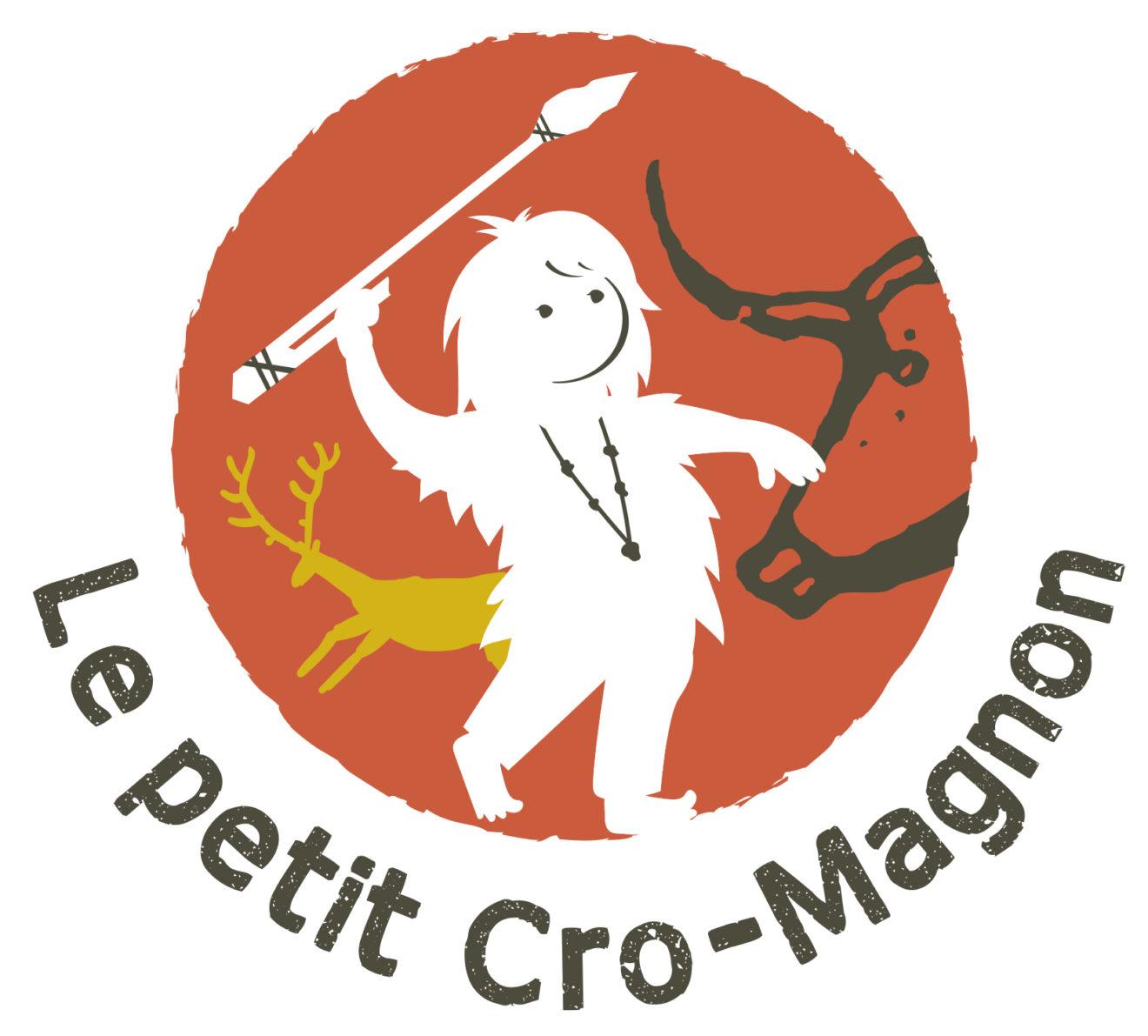 le Petit Cro-magnon - logo